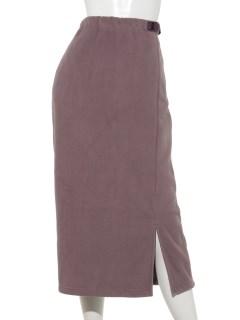 フリースボアタイトスカート