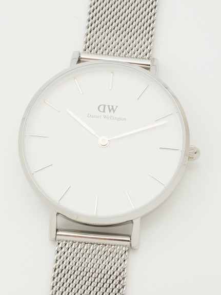 DANIEL WELLINGTON (ダニエルウェリントン) ClassicPetiteSterlingWhite32mm Silver