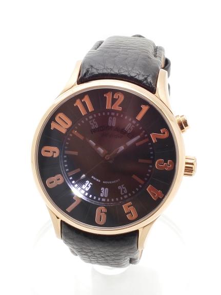 ROMAGODESIGN (ロマゴデザイン) 【ユニセックス】腕時計Numerationseries(ヌメレーションシリーズ) ローズゴールド