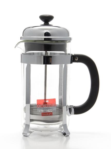 BODUM (ボダム ) CHAMBORDWウォールコーヒーメーカー シルバー