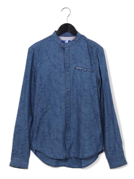 GAS (ガス) シャツ ブルー系