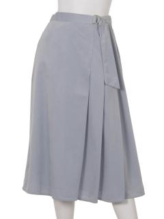 ベルベットコールフレアスカート