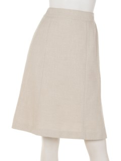 ラメツイルツイードスカート