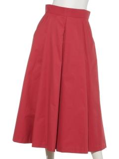 綿ナイロンクリアーツイルチノマキシスカート