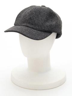 ウール調CAP