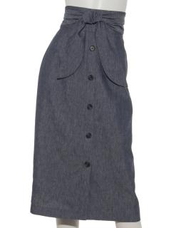 CLストレッチツイルスカート