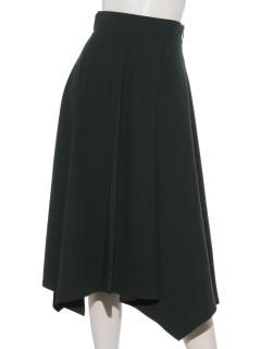 ハンカチーフヘムスカート