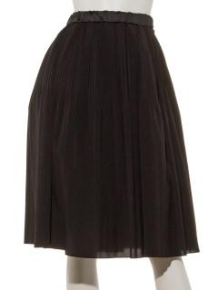 ジョーゼットギャザースカート