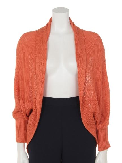 INGRID OUTLET (イングリッドアウトレット) BIGBASCKET羽織 オレンジ