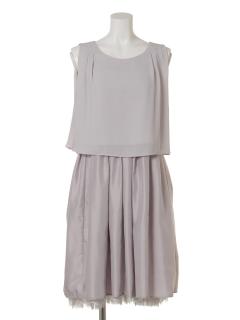 リバーシブルスカートセットドレス