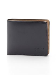 紳士折財布