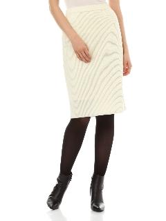 ラッフルセットアップ スカート