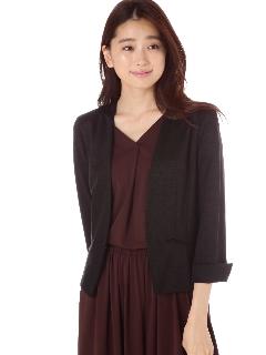  竹内由恵さん着用 ラミーミラノリブ
