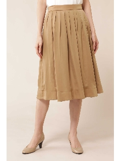 テロントサテンスカート