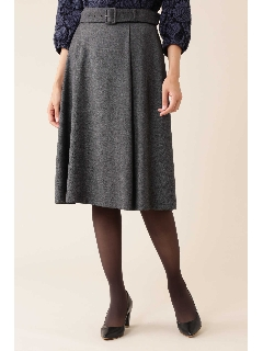 ELANツィードスカート