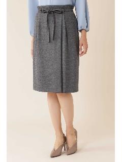 ◆ウールジャージセットアップスカート