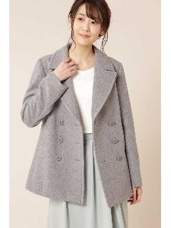 カラーPコート