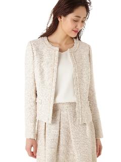 ◆ドラマ 乙葉さん着用◆フェアリーツィードジャケット