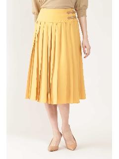 ◆アムンゼンミニベルト付プリーツスカート