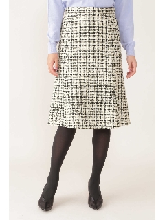 ◆ツィードマーメイドスカート