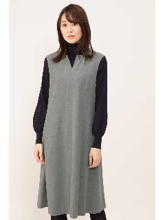 ◆起毛2WAYジャンパースカート