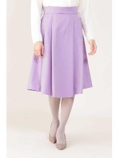 [ドラマ 桜井ユキさん着用]◆ブライトサージフレアスカート