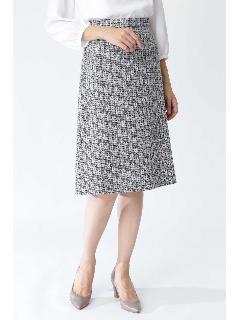 ◆MIXツィードスカート