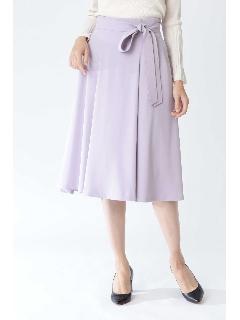 ◆ハイマルチツイルタックフレアースカート