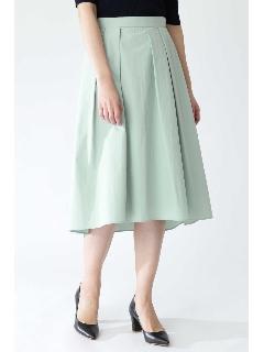 ◆クリアタフタイレギュラーヘムスカート