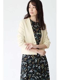 ◆ミラノリブニットジャケット