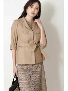 ◆ジュエルスラブシャツジャケット