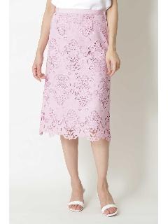 ◆キカフラワーレーススカート