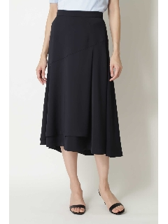 ◆ストレッチサテンスカート