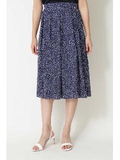 ◆アニマルドットプリントスカート