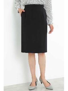[ウォッシャブル]2WAYストレッチセットアップスカート
