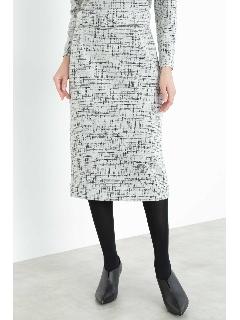 ◆ジャガードチェックセットアップスカート