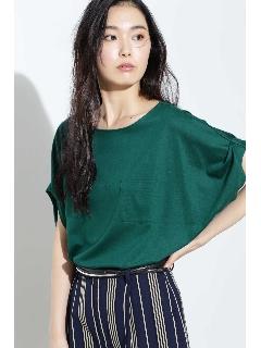 [ウォッシャブル]ゆるTシャツ