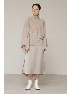 ◆サテンマーメイドスカート