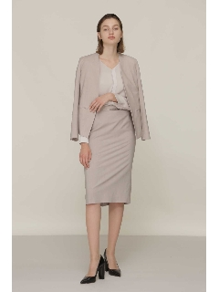 ◆2WAYストレッチセットアップスカート