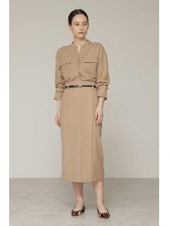 ◆ウールサキソニーセットアップスカート