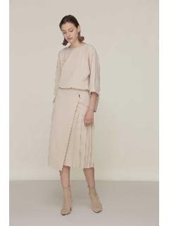 ◆プリーツセットアップスカート