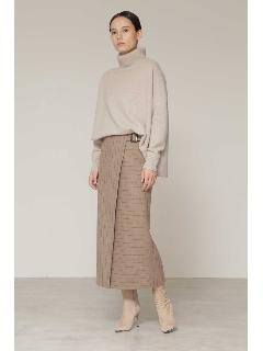◆ZONEストライプスカート