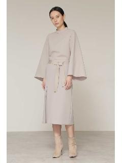 ◆ダブルクロスセットアップスカート