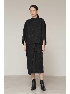 ◆ウールJQジャージーセットアップスカート