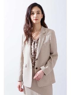 ◆《B ability》トリアセスラブセットアップジャケット