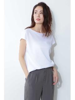 ◆[ウォッシャブル]スムースTシャツ