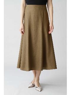 ◆《B ability》麻調スラブセットアップスカート