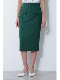 ◆カーゴポケットスカート