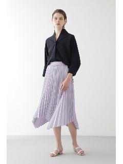 ◆ランダムヘムプリーツスカート