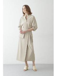 ◆VISPOLYNOトロピカルセットアップスカート